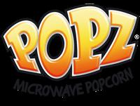 Popz logo black